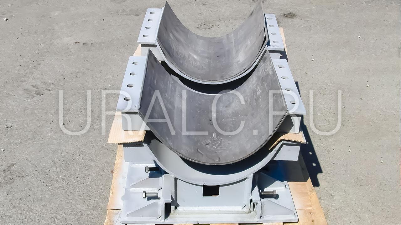 Опора разгрузочная для трубопровода 720х20 мм, по чертежу ОР-ХЛ-720-1