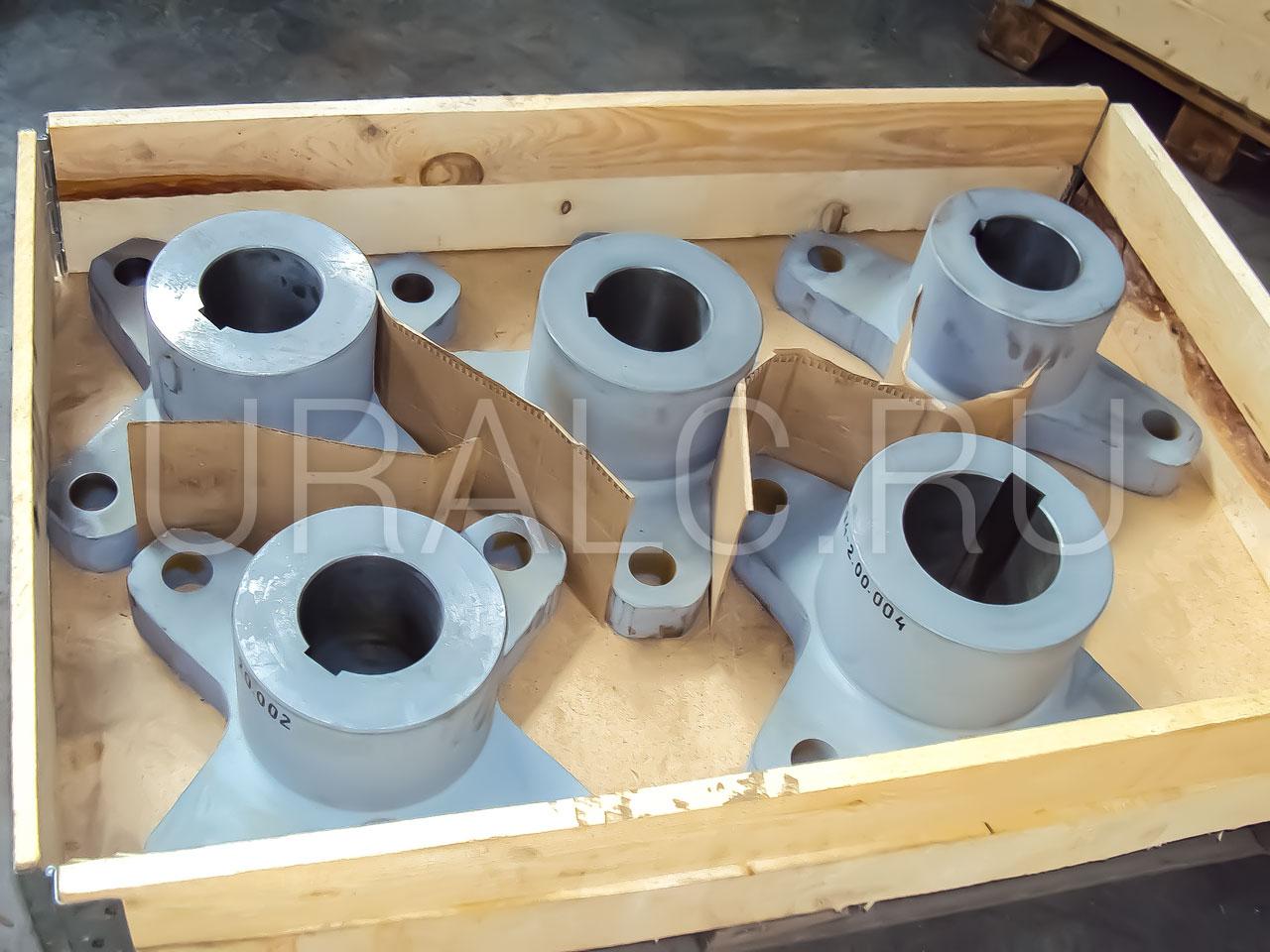 Полумуфта УКС-3194-2.20.002 сталь 35